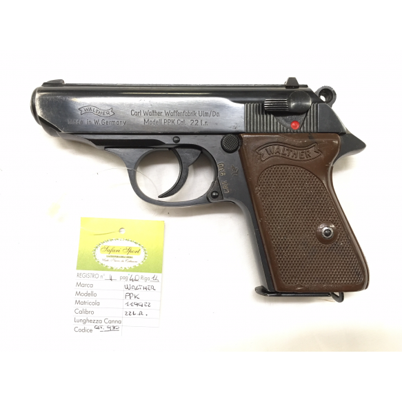 SFSP1006| WALTHER PPK