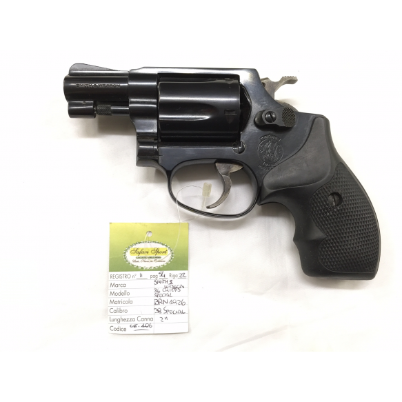 SFSP1031| SMITH & WESSON 36 CHIEFS SPECIAL